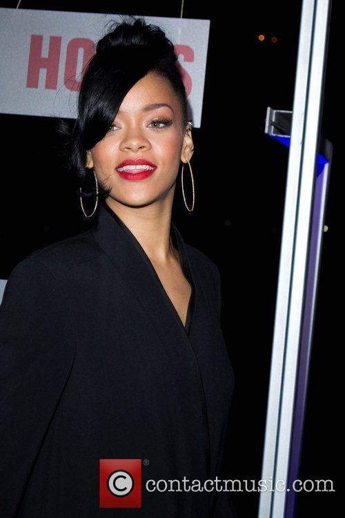 Rihanna and Luna Park