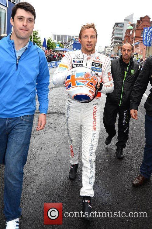 Jenson Button 7