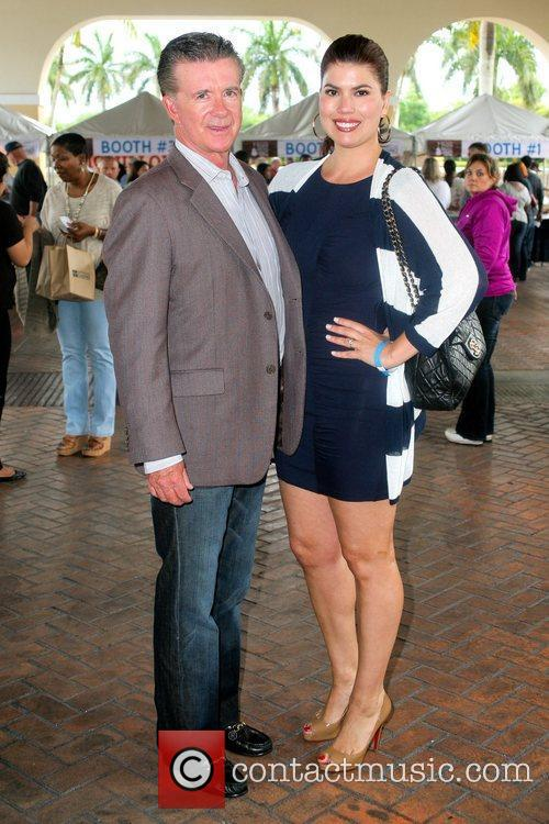 alan thicke tanya thicke 5th annual blues 5829151