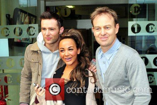 Harry Judd, Chelsee Healey, Jason Donovan and Strictly Come Dancing 9