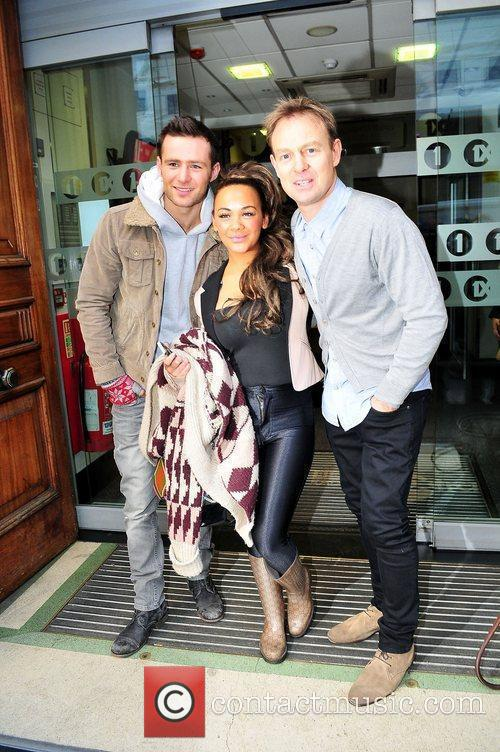 Harry Judd, Chelsee Healey, Jason Donovan and Strictly Come Dancing 7