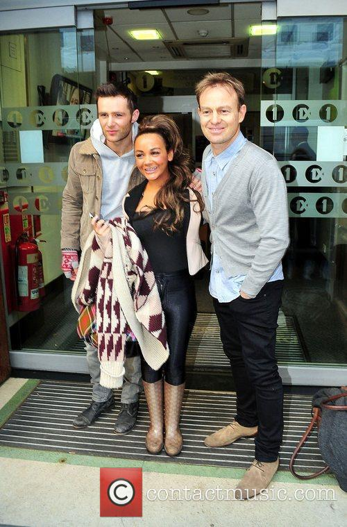 Harry Judd, Chelsee Healey, Jason Donovan and Strictly Come Dancing 6