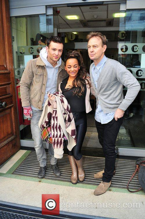 Harry Judd, Chelsee Healey, Jason Donovan and Strictly Come Dancing 10