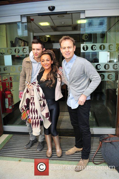 Harry Judd, Chelsee Healey, Jason Donovan and Strictly Come Dancing 11