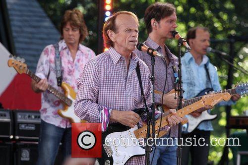 The Beach Boys perform live in Central Park...