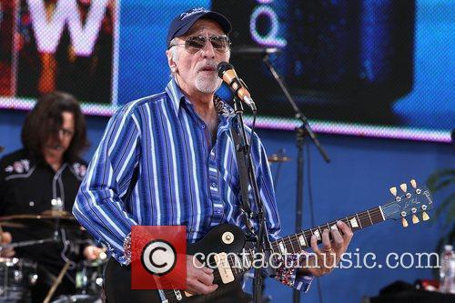 David Marks The Beach Boys perform live in...