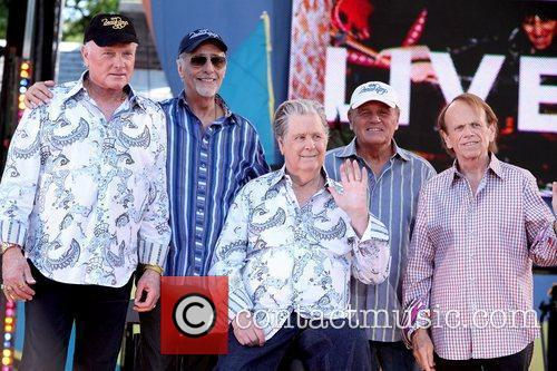 Mike Love, Brian Wilson and Central Park 4