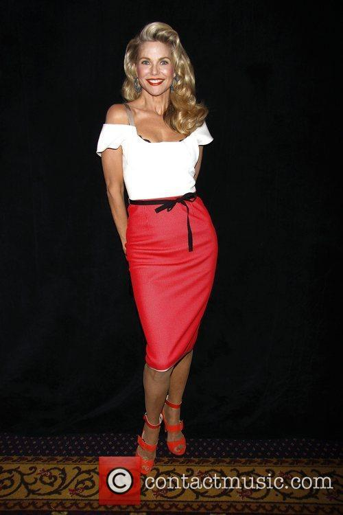 Christie Brinkley and The Hudson Theatre 4