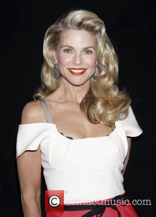 Christie Brinkley and The Hudson Theatre 6