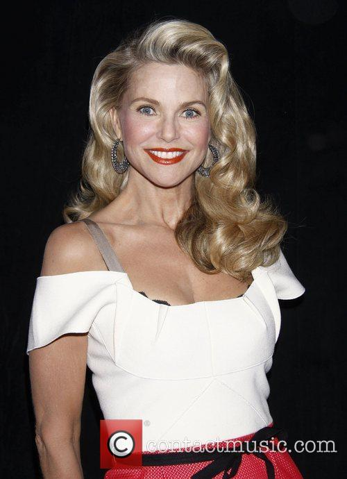 Christie Brinkley and The Hudson Theatre 8