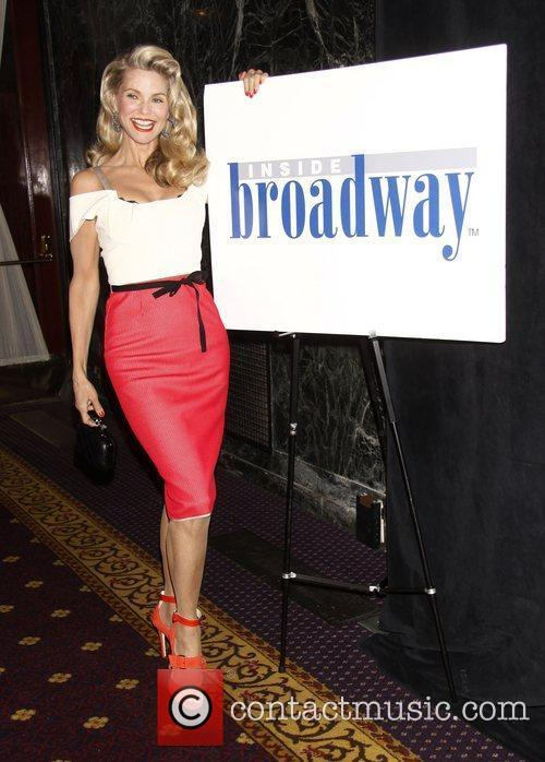 Christie Brinkley and The Hudson Theatre 9