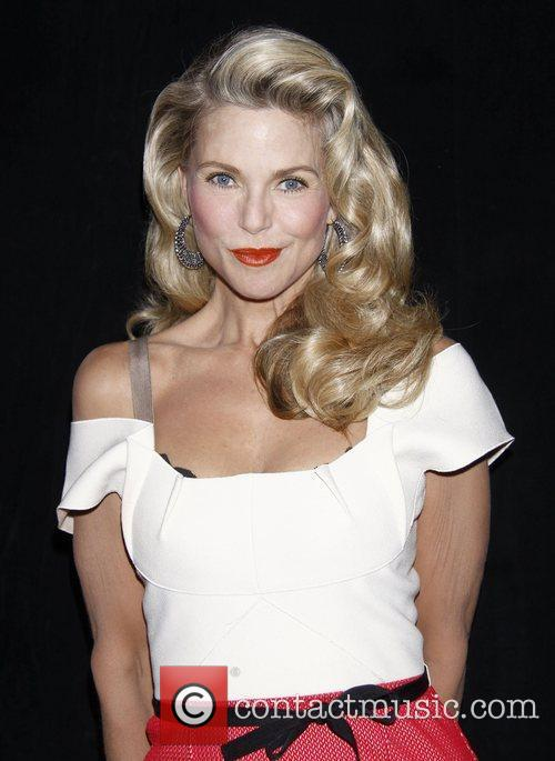 Christie Brinkley and The Hudson Theatre 10