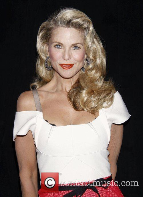 Christie Brinkley and The Hudson Theatre 11