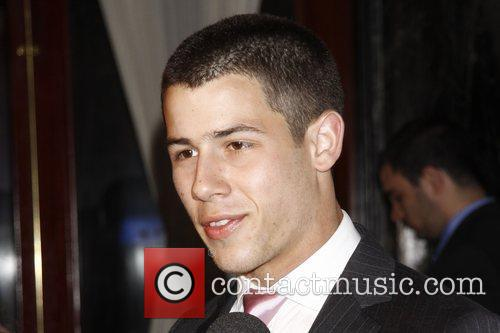 Nick Jonas and The Hudson Theatre 4