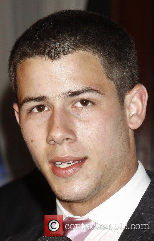 Nick Jonas and The Hudson Theatre 8