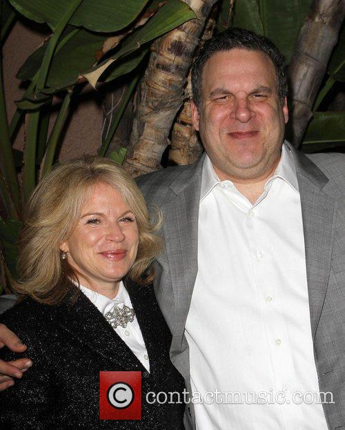 Marla Garlin and Jeff Garlin