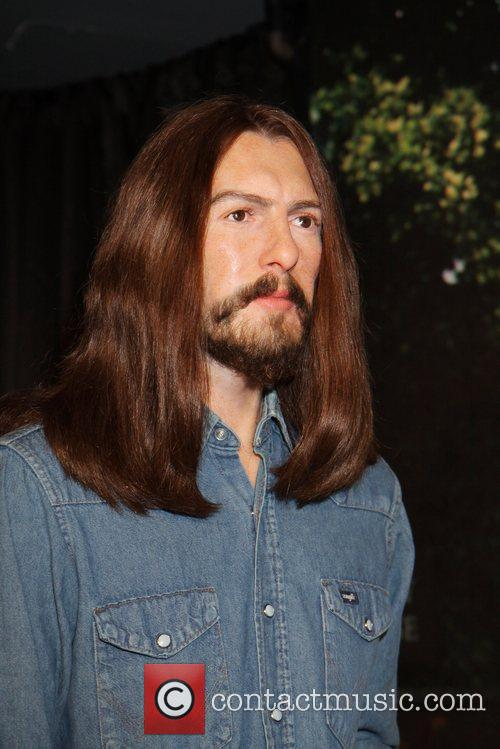 George Harrison wax figure Wax figures of The...