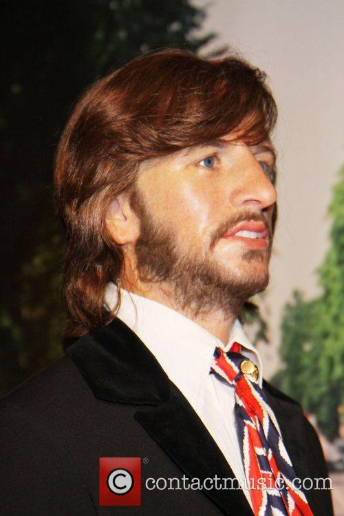 Wax figures of The Beatles are unveiled at...