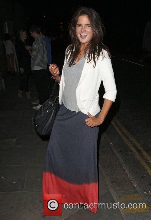 Binky Felstead,  Celebrities of Made In Chelsea...