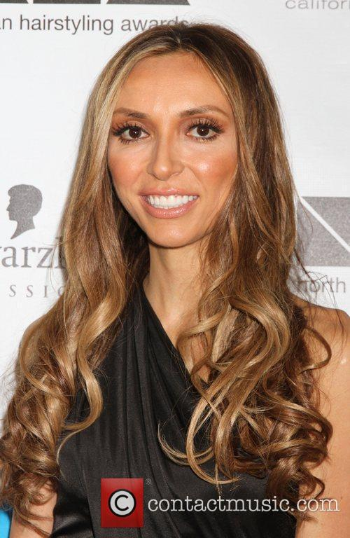 Giuliana Rancic receives the PBA 'Beautiful Humanitarian Award'...