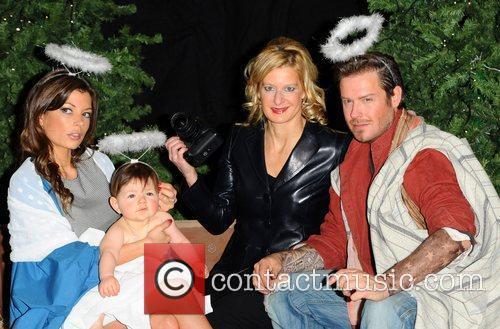 Beckham lookalikes and Alison Jackson Posh, Becks &...