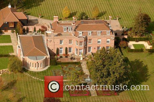 The Beckhams are putting their Herfordshire mansion up...
