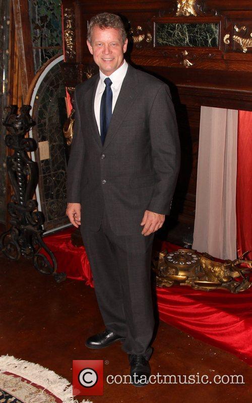 Chriss Anglin 'Behind The Palace Walls' Christmas party...