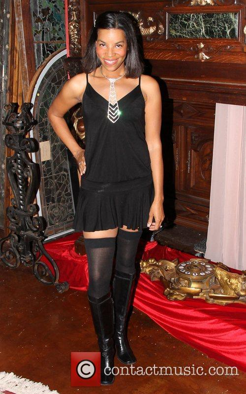 Jennifer Bailey 'Behind The Palace Walls' Christmas party...