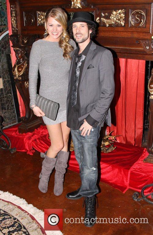 Kayla Tabish and Jason Thomas 'Behind The Palace...
