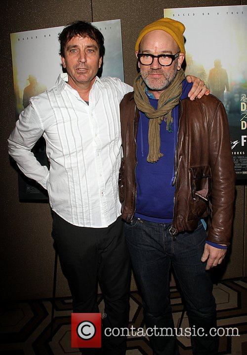 Michael Stipe and Tribeca Grand Hotel 2