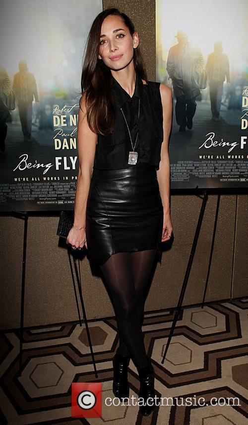 Rebecca Dayan Attending a screening of Being Flynn...