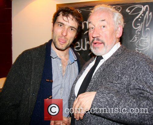 Ed Stoppard and Simon Callow 2