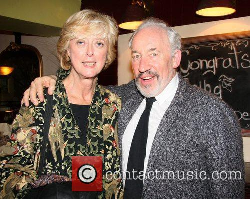 Maria Aitken and Simon Callow 'Being Shakespeare' aftershow...