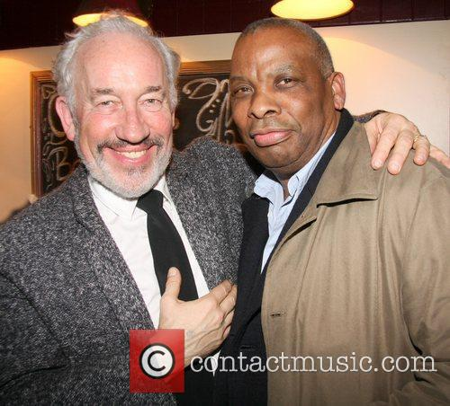 Simon Callow and Don Warrington 'Being Shakespeare' aftershow...