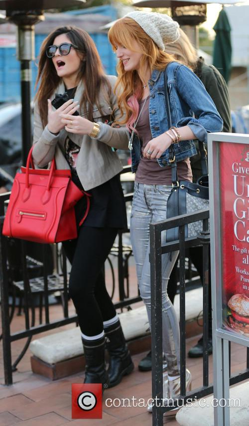 Bella Thorne and Kylie Jenner 9