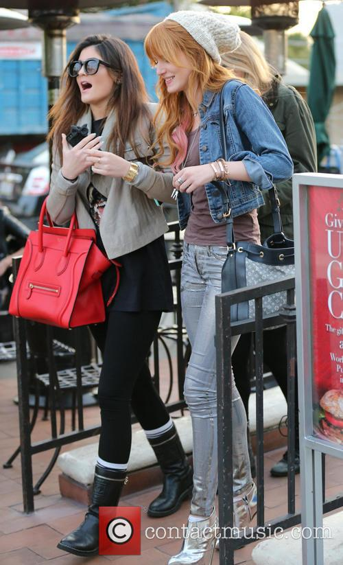 Bella Thorne and Kylie Jenner 6