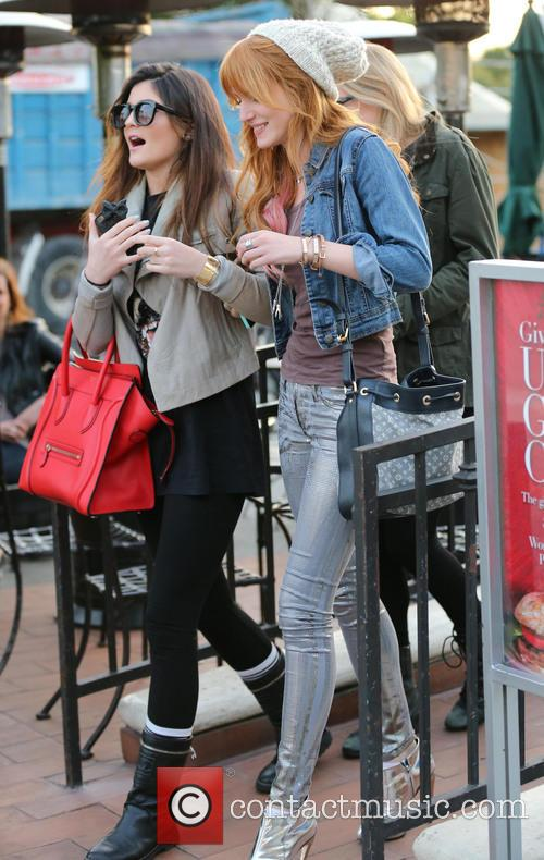 Bella Thorne and Kylie Jenner 4