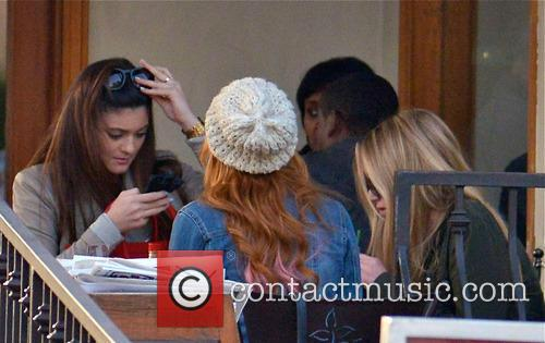 Bella Thorne and Kylie Jenner 5