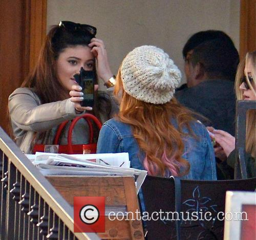 Bella Thorne and Kylie Jenner 3