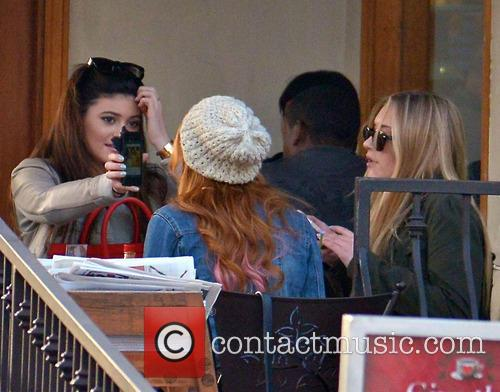 Bella Thorne and Kylie Jenner 2