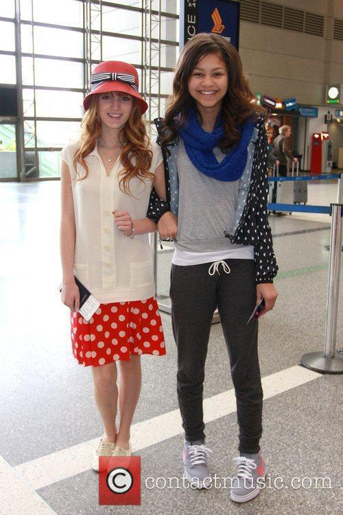Disney and Bella Thorne 2