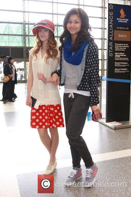 Disney and Bella Thorne 4