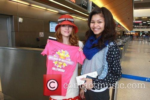 Disney and Bella Thorne 8