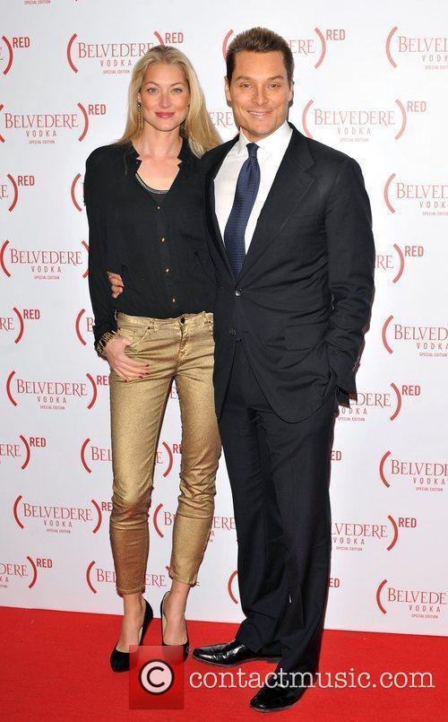 Heidi Bishop and Seb Bishop Belvedere - RED...