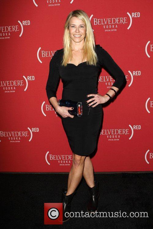 Chelsea Handler and Grammy 3