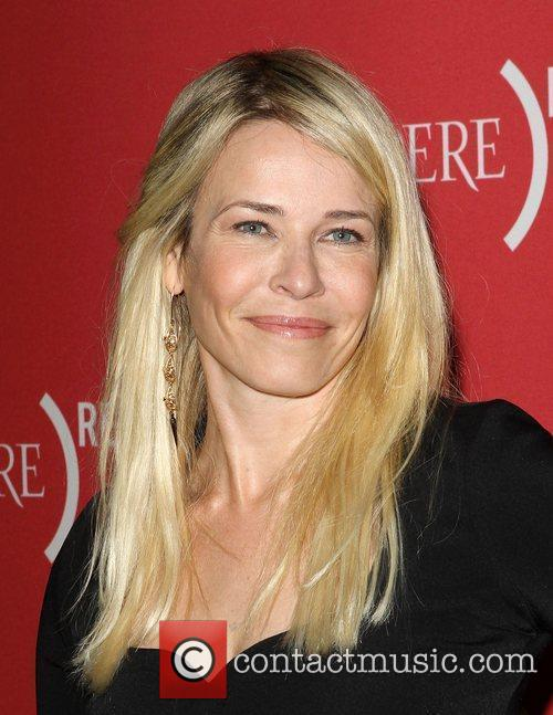 Chelsea Handler and Grammy 5
