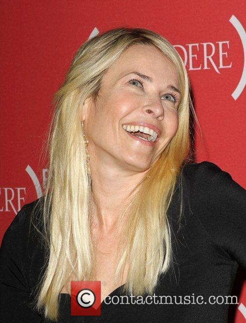 Chelsea Handler and Grammy 1
