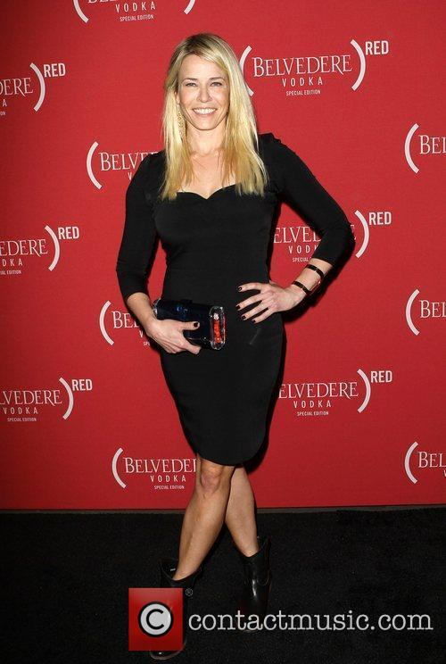 Chelsea Handler and Grammy 8