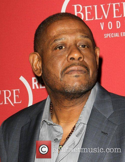 Forest Whitaker and Grammy 2