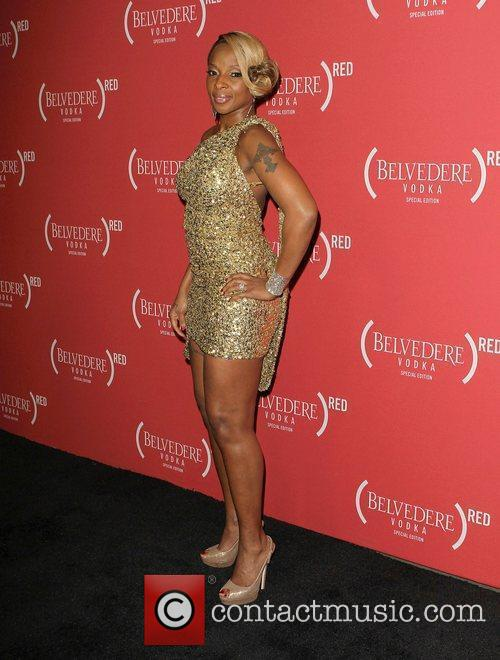 Mary J Blige and Grammy 3